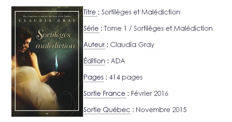 Sortilege et Malediction