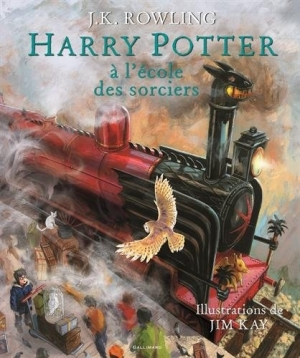 Harry Potter 1 VF illustré