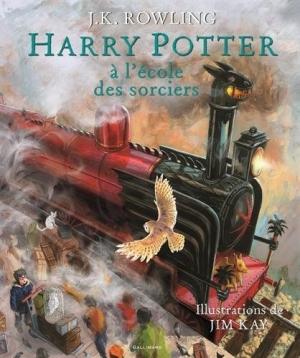 Harry Potter 1 VF illustré