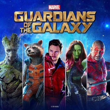 gardiens des galaxies 1