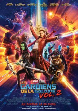 gardiens de la galaxie 2